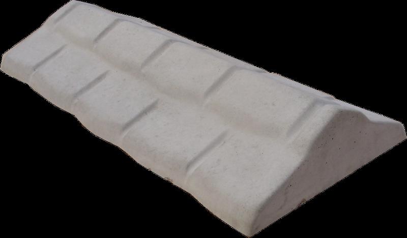 Daszek na murek (584) - 59x30x10