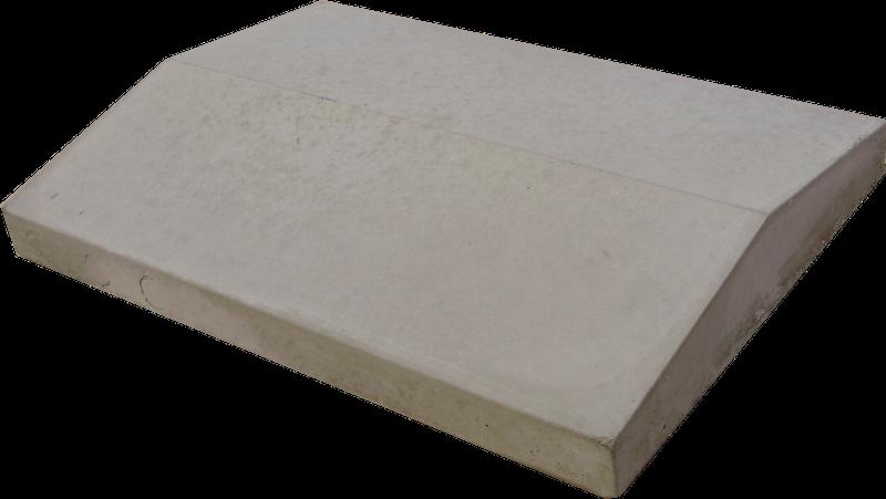 Daszek na słupek (582) - 39x27