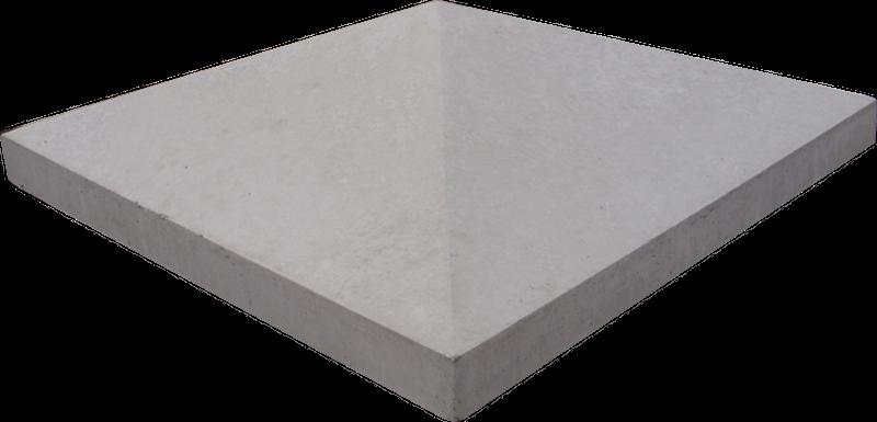 Daszek na słupek (589) - 34x34