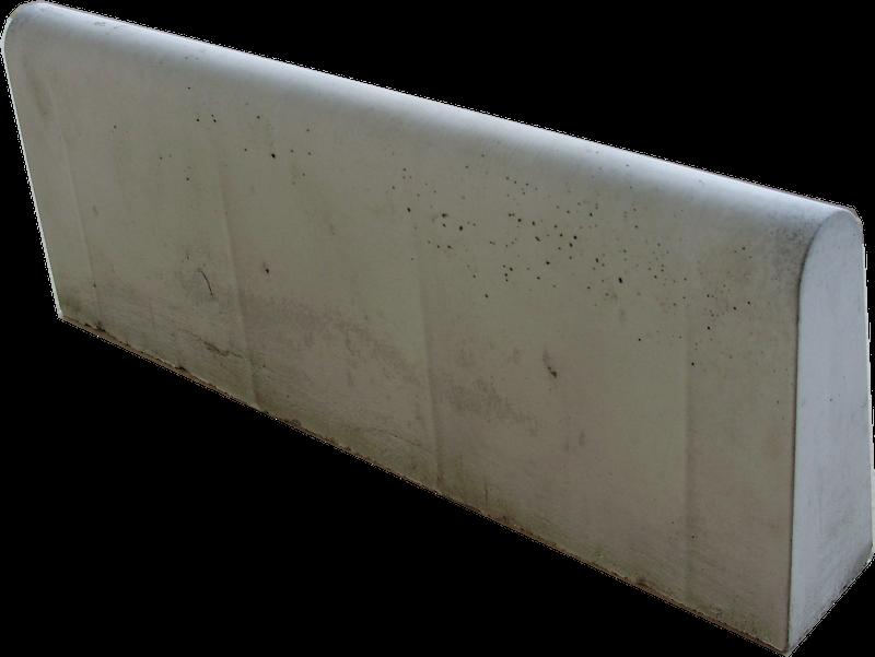 Obrzeże cienkie (557) - 50x4x20