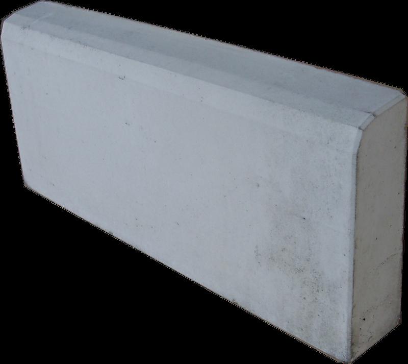 Obrzeże grube (558) - 50x6x21
